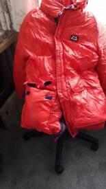 Mountain Duvet Jacket.