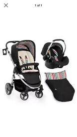 Offer hauck travel system