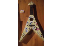 SpongeBob SquarePants Ukulele (Flying V)