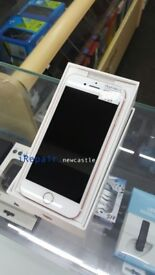 ~ WITH RECEIPT ~ Apple iPhone 6S *64GB* Rose Gold Unlocked-Boxed