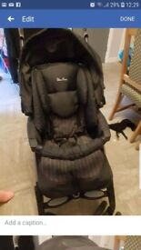 silver cross pram pushchair travel system car seat