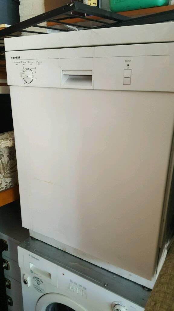 Siemens Dishwasherin Ipswich, SuffolkGumtree - Siemens Dishwasher for saleUsed but in good working order