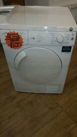 BOSCH WHITE 7KG LOAD CONDENSER DRYER