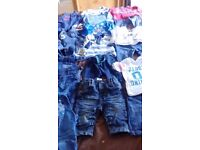 Bundle of newborn, 1st size boys clothes