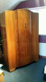 Antique / vintage wardrobe (for upcycling?)