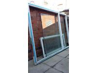 UPVC DABBLE GLAZED WINDOW
