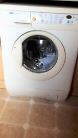 Zanussi Jetstream washing machine