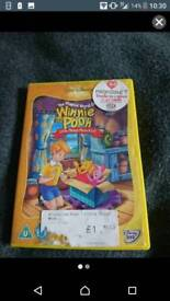 Winnie the pooh little things mean a lot dvd