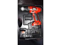 12 V Black&Decker cordless drill