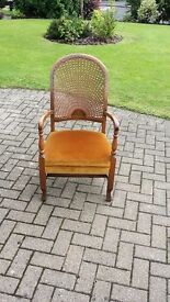 Vintage Occasional Chair. Perfect for upcycle!