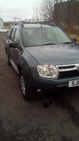 Dacia Duster 1.5 dci Ambience 4x4