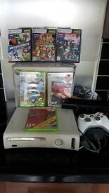 X BOX 360 £35, £45 with mine craft game. KINECT AND DISNEY INFINITY - UNOPENED ALSO AVAILABLE