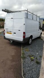 60 plate ford transit