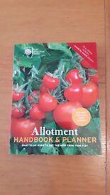 ***BRAND NEW*** RHS Allotment Handbook and Planner