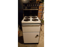Electric oven with seperate grill NR4