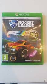 Rocket league for Xbox 1
