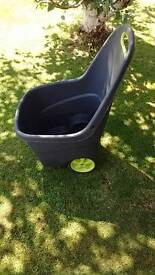 Garden Wheelbarrow Caddy Cart Trolley Trug