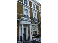 DSS OK KENSINGTON DOUBLE ROOM OWN BATHROOM FOR OVER 35s OR OAP RENT INCLUDES C/TAX&OTHER BILLS