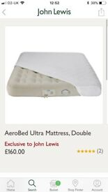 Aerobed Ultra Mattress, Double