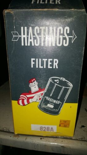 Oil Filter, Hastings, #828A, NOS