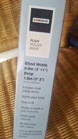 New roller blind