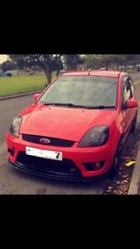 RED Fiesta ST 2.0
