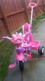 Minnie Mouse Tricycle