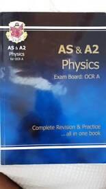 AS & A2 Physics