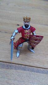 Papo King Richard in Red