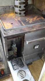 This is a dickenson Pacific stove