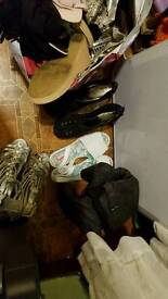 Ladies size 5 shoes and boots bundle
