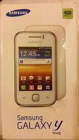 Baby Mobile Phone Samsung Galaxy Young Unlocked
