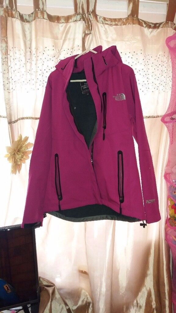 Girls xxl / womans small the north face jacket