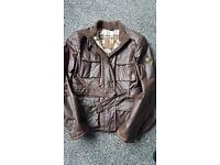 Ladies Waxed Belstaff Jacket