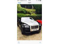 Rolls Royce Ghost 2 hire