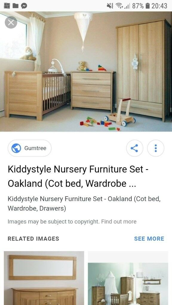 Kiddystyle Nursery Furniture In