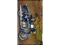 Royal enfield BULLET CLASSIC EFI NEW ONLY 200 MILES DONE