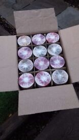 47 piller candles for sale