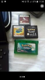 Nintendo Ds Pokemon bundle.