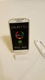 Samsung Galaxy S4 White Original Unlocked 16GB