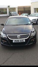 Volkswagen Passat cc Automatic petrol £6600