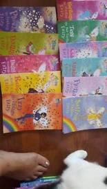 11 rainbow magic fairy books