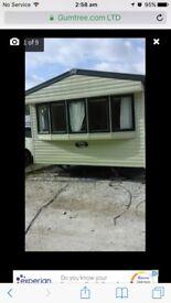 Static caravan for sale off site!!!!!