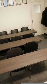4 desks available now for £650.00