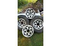 Mitsubishi L200 wheels / alloys