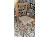 Wooden Chair (small)