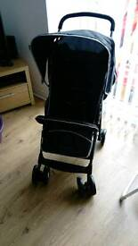 Brand new hauck pushchair