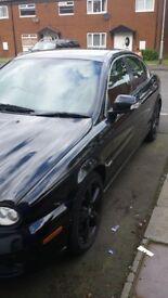 x-type jaguar 2008 2.0ltr