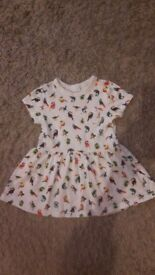 Bundle of next baby girl clothes