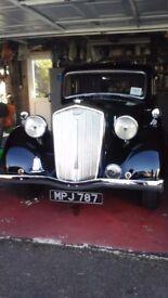 1948 Wolsley 18 85
